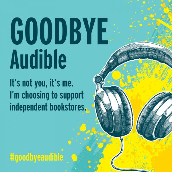 Goodbye Audible I'm Switching to Libro.fm